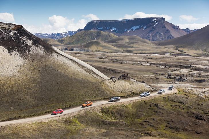 Фото №8 - Испытание исландским бездорожьем