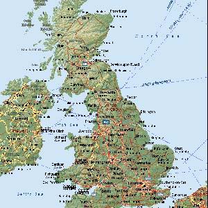 Фото №1 - Карты советской разведки достались англичанам