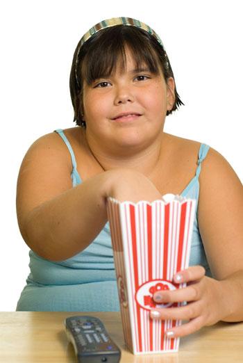Фото №1 - Телереклама еды заставляет толстеть