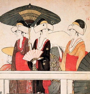Фото №1 - ГМИИ покажет японские гравюры