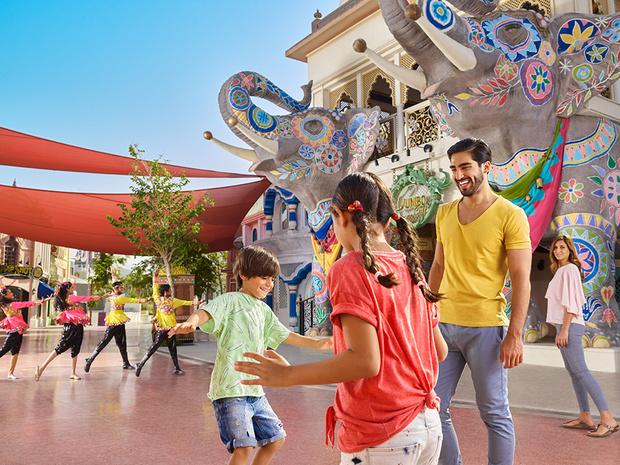 Фото №3 - 3 причины отдохнуть в Дубае этой осенью