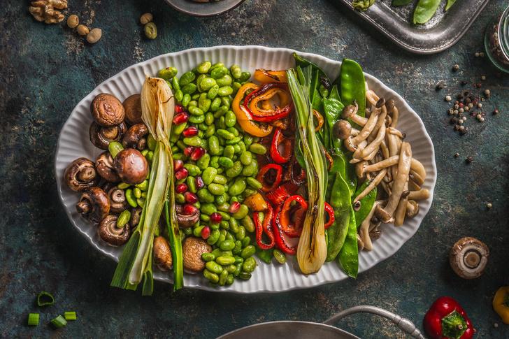 Фото №3 - Что едят вегетарианцы?