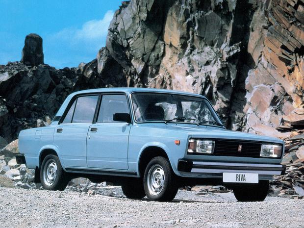 Фото №6 - Как назывались экспортные версии советских автомобилей