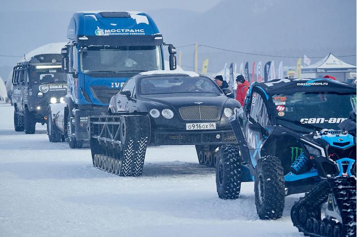 Фото №15 - По толстому льду: как прошли «Байкальская миля» и «Дни скорости на льду Байкала»