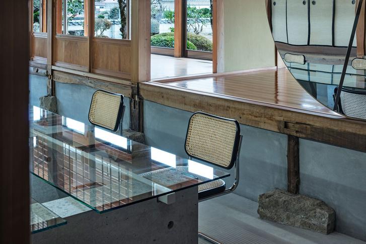 Фото №4 - Офис и мастерская керамики в традиционном японском доме