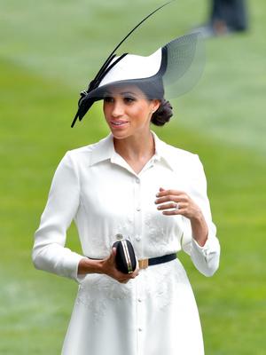 Фото №4 - Подражая Диане: 10 раз, когда Меган копировала стиль принцессы Уэльской