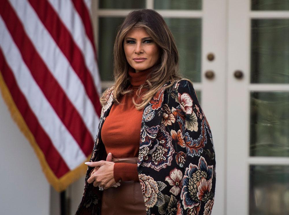 Фото №1 - Самая загадочная первая леди: неизвестная жизнь Мелании Трамп