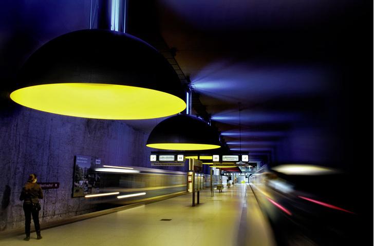 Фото №1 - Искусство андеграунда: 11 впечатляющих станций метро