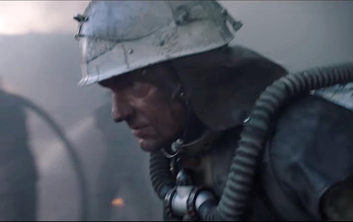 Фото №1 - Вышел первый трейлер фильма Данилы Козловского «Чернобыль: Бездна»