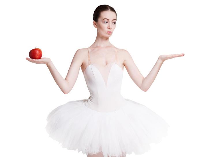 Фото №4 - Как худеют балерины: кукольный сервиз, яйца с медом и утренняя гимнастика