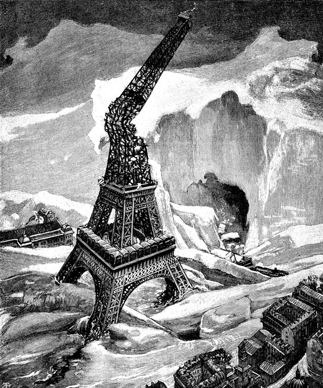 Фото №2 - Парижские тайны