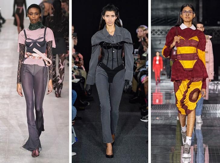 Фото №4 - 10 трендов осени и зимы 2020/21 с Недели моды в Лондоне