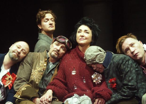Фото №2 - Лолита Милявская дебютировала в драматическом театре