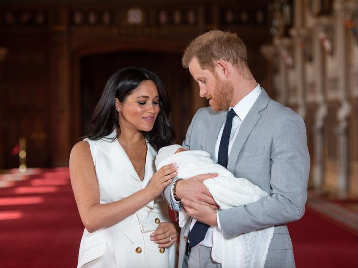 Фото №3 - Почему Арчи Сассекский точно не станет принцем (и при чем здесь Чарльз)