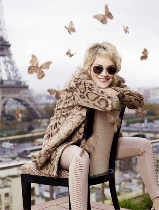 Фото №1 - Шерон Стоун в рекламной кампании Airfield