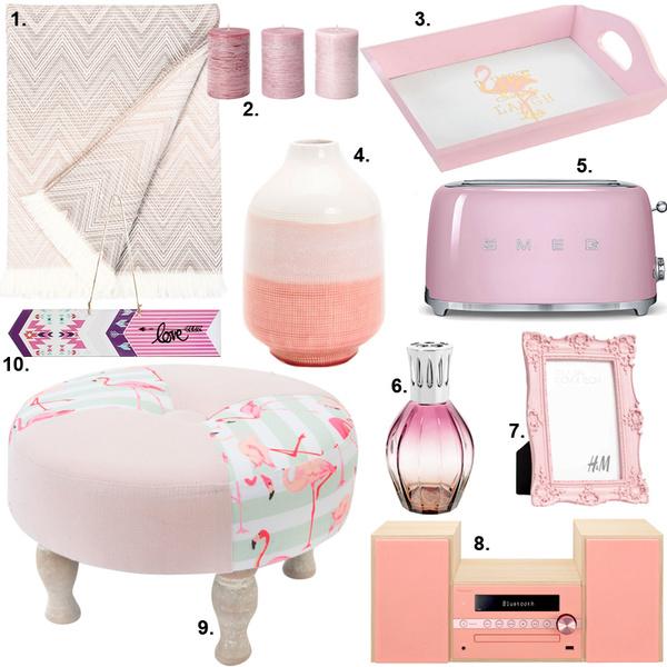 Фото №2 - Розовый фламинго: интерьер в самом модном цвете