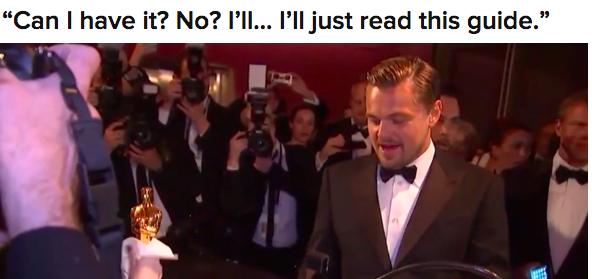 Фото №5 - Кто снова забрал «Оскар» у Леонардо Ди Каприо?