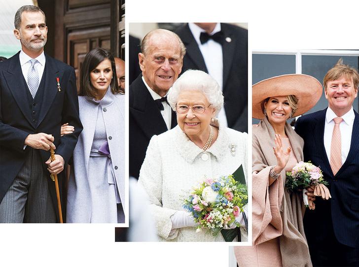 Фото №1 - Знать монарха в лицо: кто сегодня правит в Европе