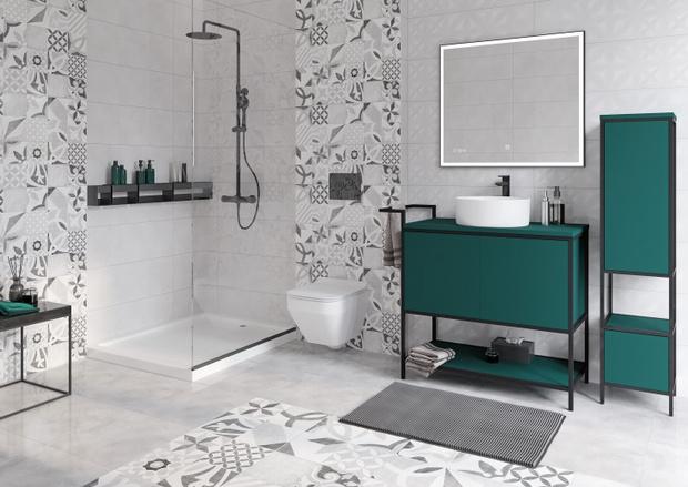 Фото №1 - Тренды 2021: ванная комната в стиле спа
