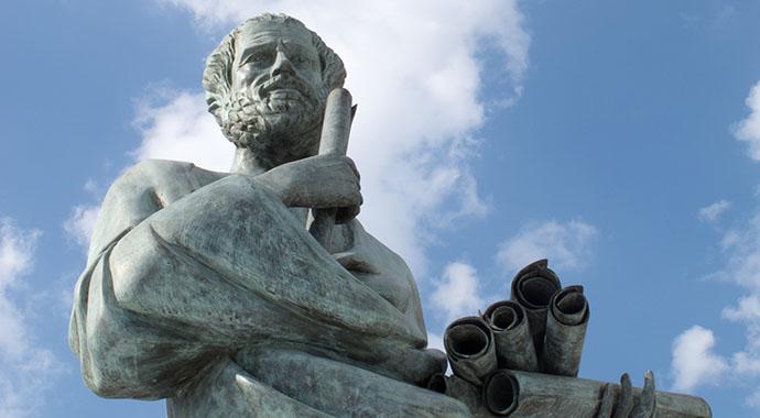Аристотель, первооткрыватель науки