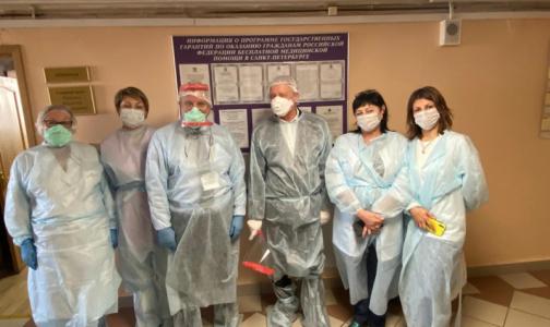 Фото №1 - С начала пандемии коронавирус выявили у 38 беременных петербурженок