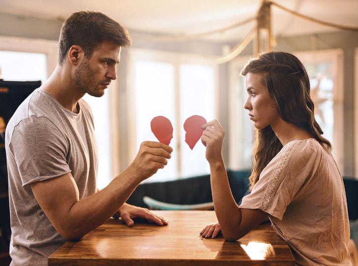 Фото №1 - Почему День святого Валентина— это катастрофа для отношений