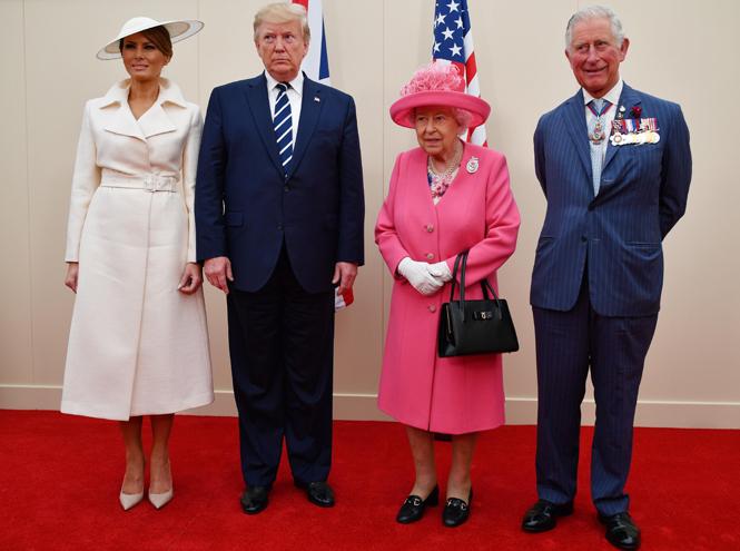 Фото №3 - Секрет шляпы Мелании Трамп: что хотела сказать Первая леди США?