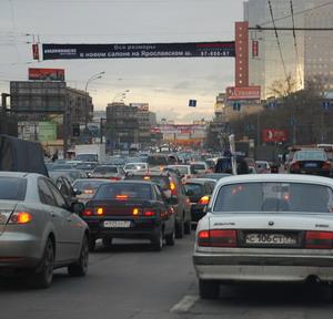 Фото №1 - Москва будет ездить по крышам