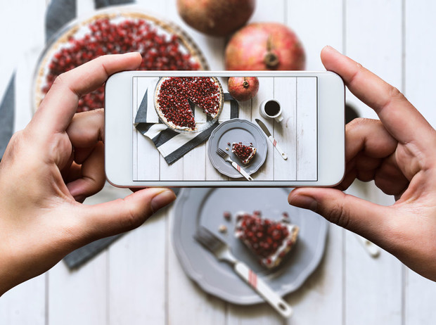 Фото №2 - Правила стильной фотографии в Instagram