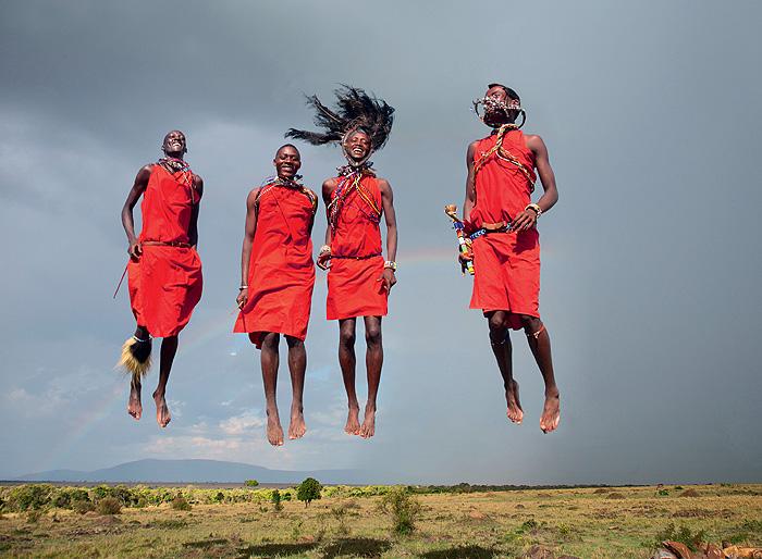 Фото №4 - Верные многоженцы: масаи
