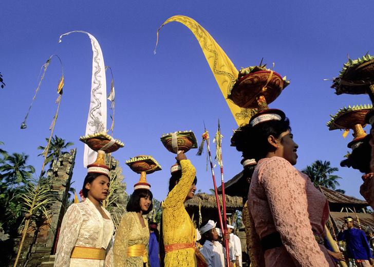 Фото №1 - Традиции: на Бали отмечают Галунган