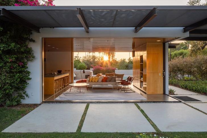 Фото №4 - В Америке продается модернистская вилла по проекту Рихарда Нойтры
