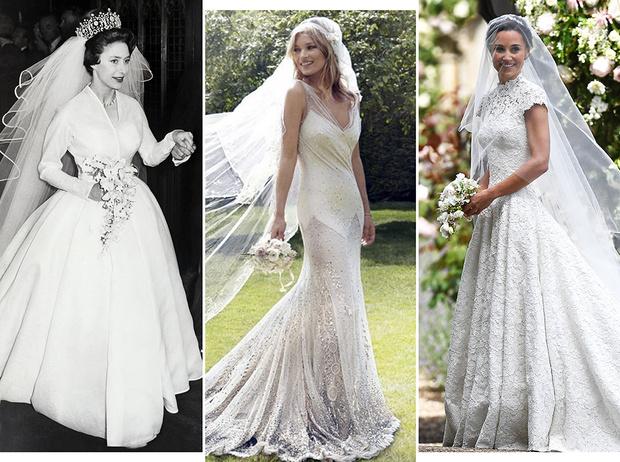 Фото №1 - 16 самых известных, красивых и дорогих свадебных платьев за всю историю