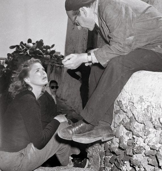 Фото №14 - Итальянские страсти: «аморальный» роман Ингрид Бергман и Роберто Росселлини