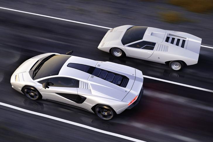 Фото №3 - Не бык. Представлен возрожденный Lamborghini Countach