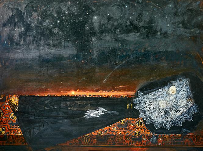 Фото №4 - 3 картины Александра Купаляна, которые заставляют задуматься о главном
