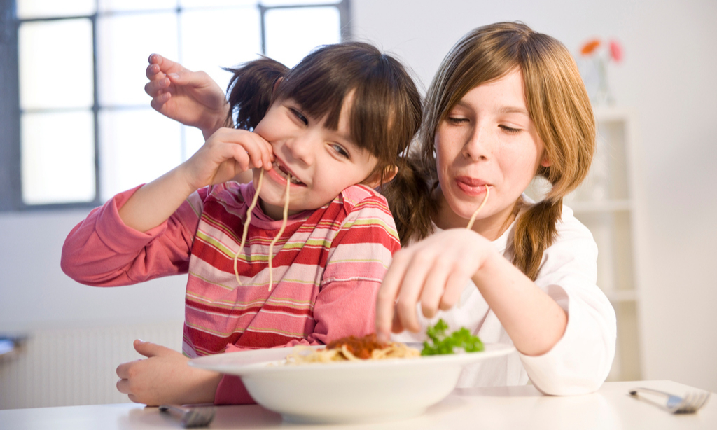Как рассчитать калорийность меню для ребенка