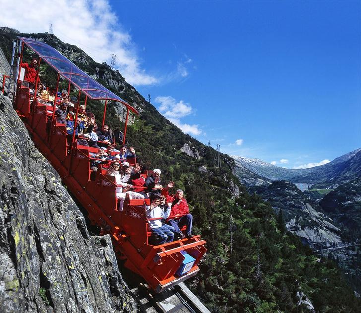 Фото №7 - На подъеме: 9 вагонов счастья