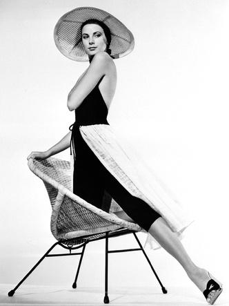 Фото №7 - Княгиня, актриса, дива: образы Грейс Келли, которые вошли в историю