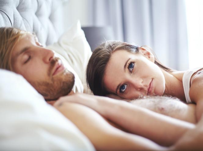 Фото №1 - Ученые выяснили: большинству женщин не хватает секса