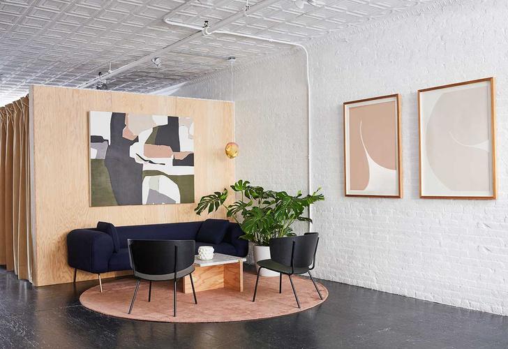 Фото №5 - Офис и шоурум нью-йоркской галереи Uprise Art
