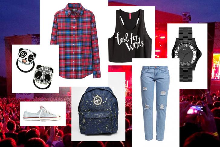 Фото №4 - Как одеться на музыкальный фестиваль?