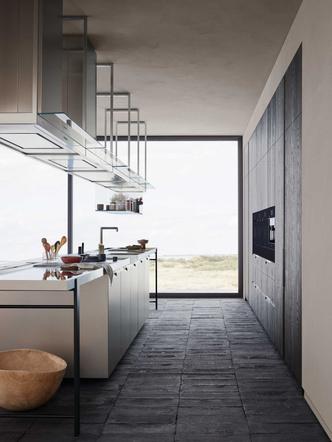 Фото №5 - Shape: новая стильная кухня Poliform
