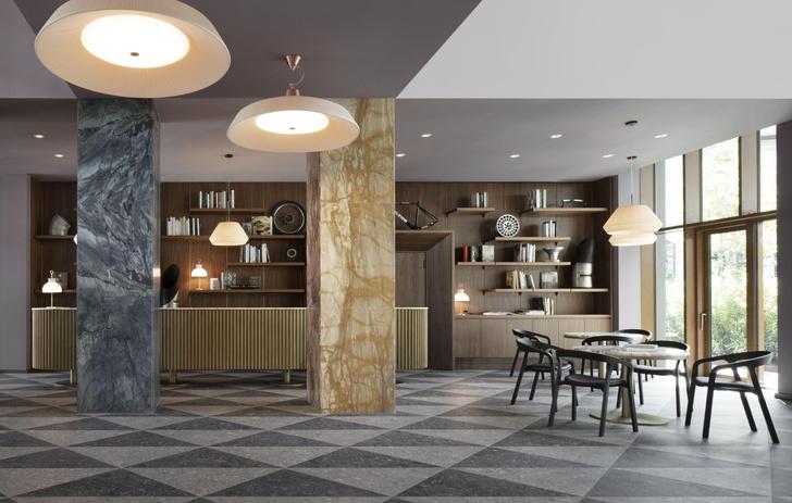 Фото №10 - Дизайнерский отель в Милане по проекту Vudafieri-Saverino Partners