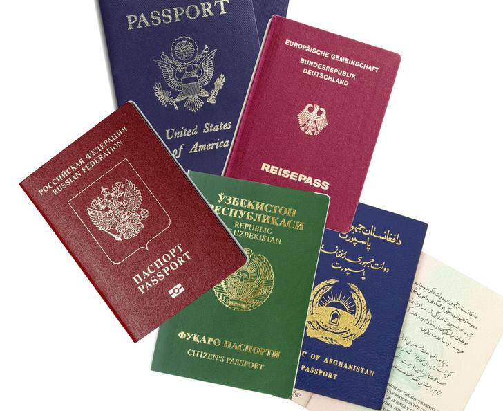 Фото №1 - Паспортный стол
