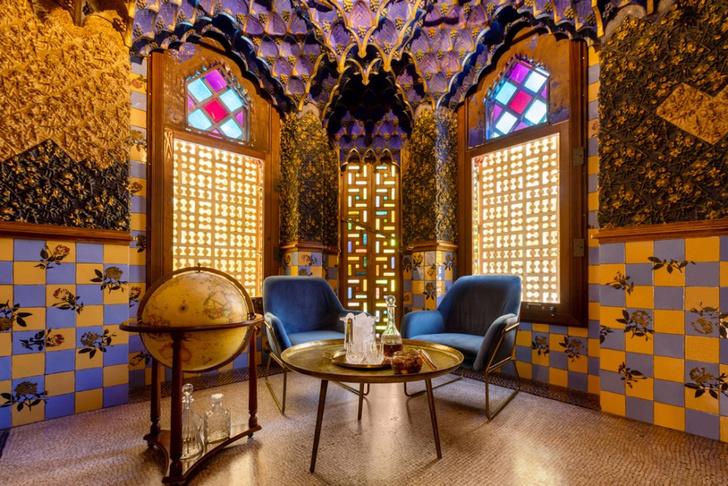 Фото №6 - Casa Vicens Антонио Гауди в Барселоне сдается через Airbnb