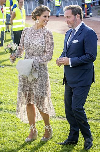 Фото №3 - Часть королевской семьи Швеции переезжает в США