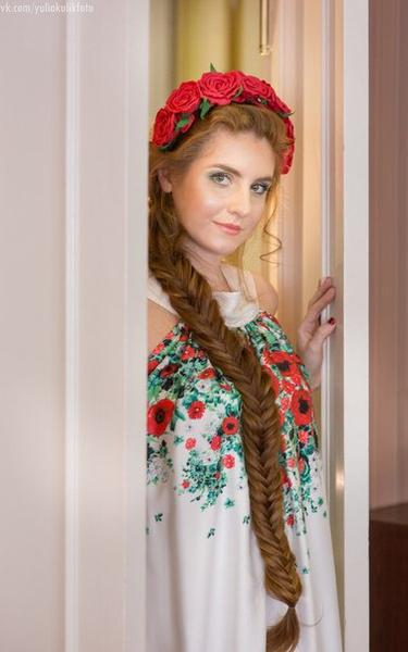 Фото №4 - Как Рапунцель: самые красивые косы Казани