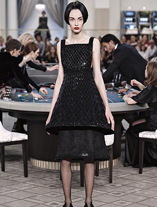 Фото №44 - Неделя Высокой моды в Париже: Chanel FW2015/16