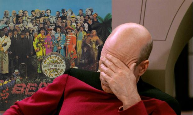 Фото №1 - «Сержант Пеппер» The Beatles больше не самый великий альбом всех времен